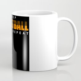 Basketball Sport Motivation Coffee Mug