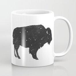 Mystic Buffalo Coffee Mug