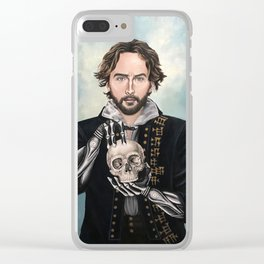 The Legend of Sleepy Hollow Clear iPhone Case