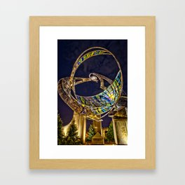 Catalyst Framed Art Print