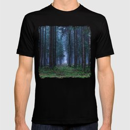 Green Magic Forest T-shirt