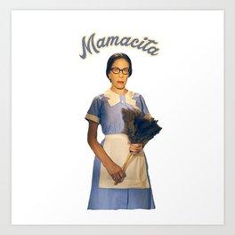 Mamacita- Feud Art Print