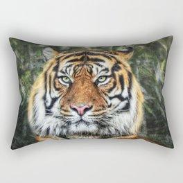 panthera tigris II Rectangular Pillow