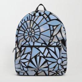 Springtime Vibez Mosaic  Backpack