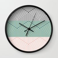 bali Wall Clocks featuring bali by guapa.