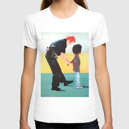 WHAT DID I DO? T-shirt