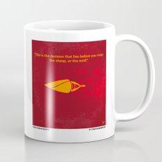 No176 My wanted minimal movie poster Mug
