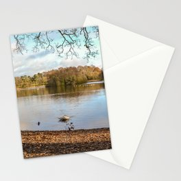A walk in the Park Stationery Cards