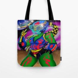 Alien Wear Tote Bag