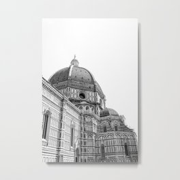 Santa Maria del Fiore Cathedral Metal Print