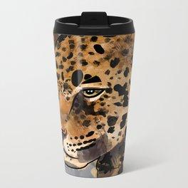 Jaguar Metal Travel Mug