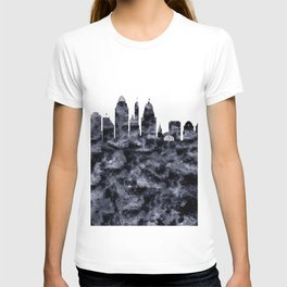 Cincinnati Skyline Ohio T-shirt