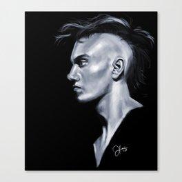 Mohawk Canvas Print