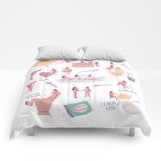 Almond Soup Comforters