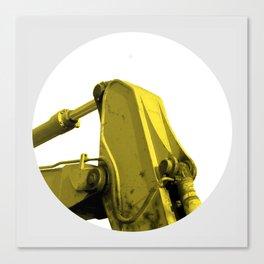 Maschine  Canvas Print