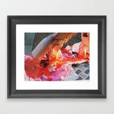 Strut Framed Art Print