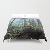avatar Duvet Covers featuring Avatar Grove by CASSmicetich