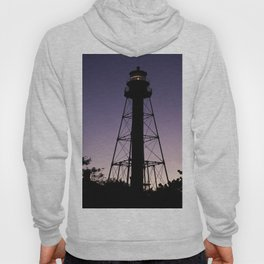 Sanibel Island Lighthouse Sunset Hoody