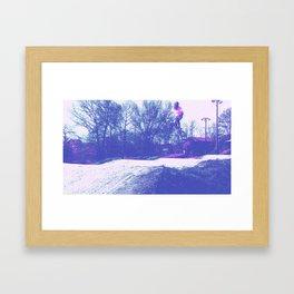Skyley Framed Art Print