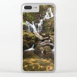 Torc Waterfall, Killarney, Ireland Clear iPhone Case