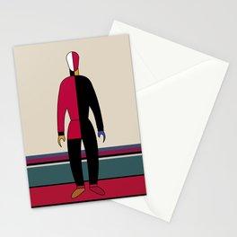 Suprematism Men Stationery Cards