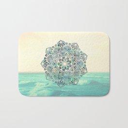 Mandala Mermaid Oceana Bath Mat