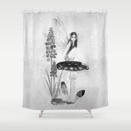 My childhood fantasy-Fairy Fairy Fairy Shower Curtain