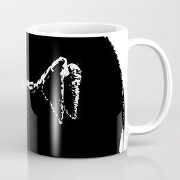 Tristero Muted Posthorn Coffee Mug