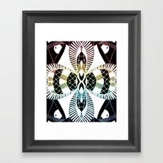 Ubiquitous Bird Collection13 Framed Art Print
