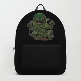 Halloween Watermelon comes from the ground Backpack