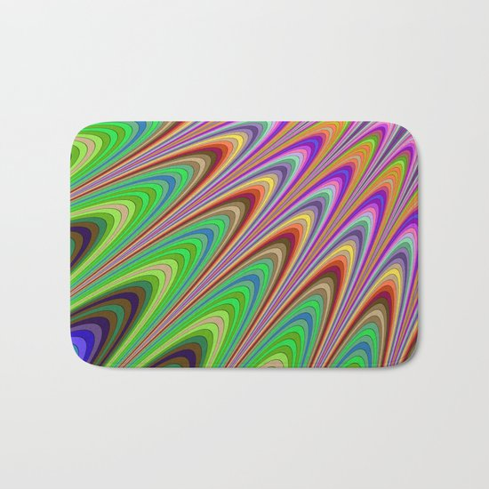 Magical summer sunshine Bath Mat