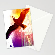 City Birds 01 Stationery Cards