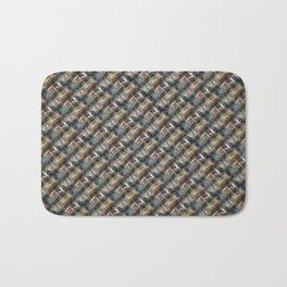 Strange Fibers In the Fabric Of Time Bath Mat