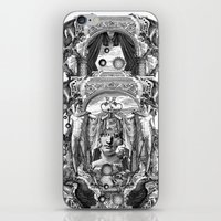 rome iPhone & iPod Skins featuring Rome by DIVIDUS