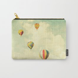 Drifting Balloons Carry-All Pouch