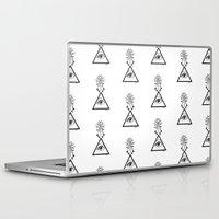 illuminati Laptop & iPad Skins featuring Praise Illuminati by em z
