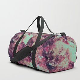 Abstract Geometric Background #32 Duffle Bag