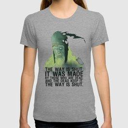 The wai is shut! T-shirt