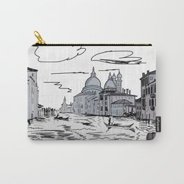 Venice . city on the water . Art Carry-All Pouch