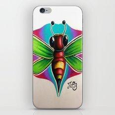 Bee Bumble iPhone & iPod Skin