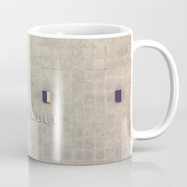 Nuremberg U-Bahn Memories - Stadthalle Coffee Mug