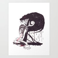 Demissio Art Print