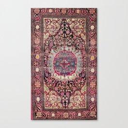 Esfahan  Antique Persian Rug Canvas Print