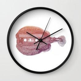 Torpedo K7 Wall Clock
