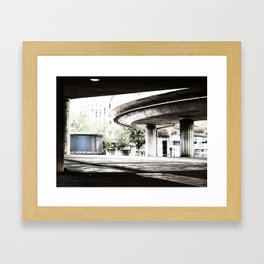 Bridge 60 Framed Art Print