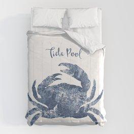 Crab Tide Pool habitat Comforters