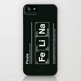 FeLiNa #2. iPhone Case
