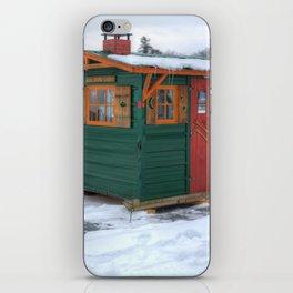 Winni Bobhouse iPhone Skin