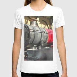 All abroad the Hogwarts Express T-shirt