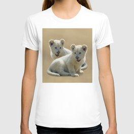 Lion cubs T-shirt